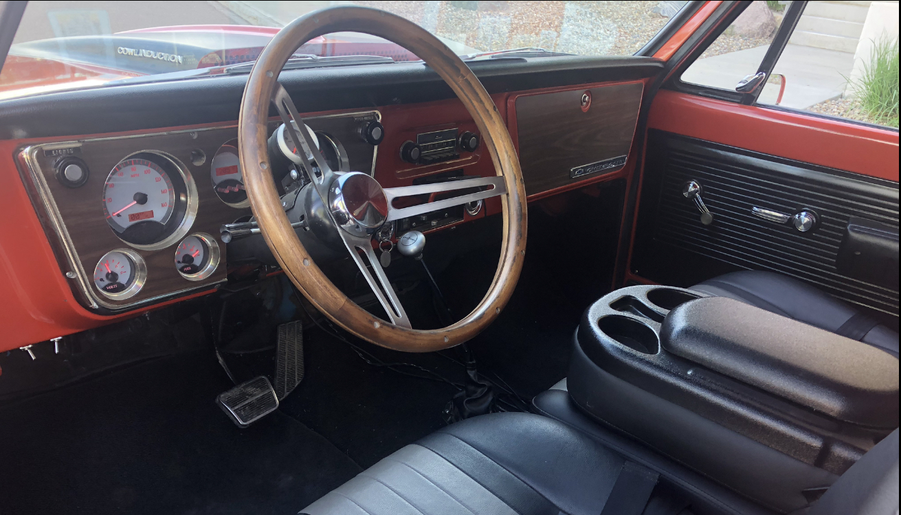 1968 Chevrolet Truck C10