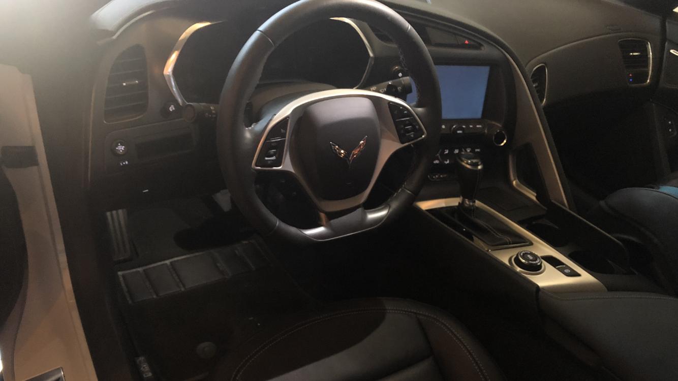 2019 Chevrolet Corvette C7 Stingray