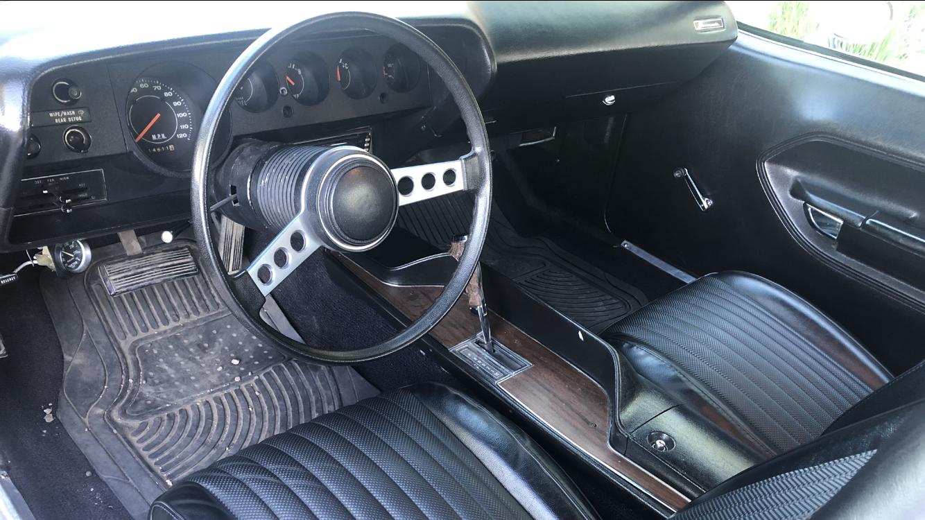 1974 Plymouth Barracuda (green)