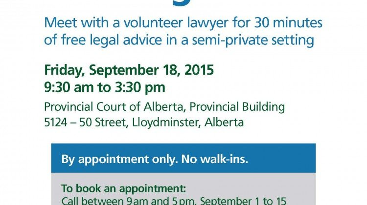 Free-Legal-Clinic-Sept-18-Lloydminster-Poster