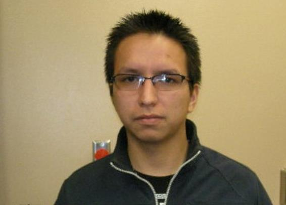 Image of Dillon supplied by the RCMP