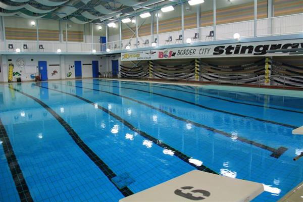 bioclean aquatic centre closed for swim meet my lloydminster now