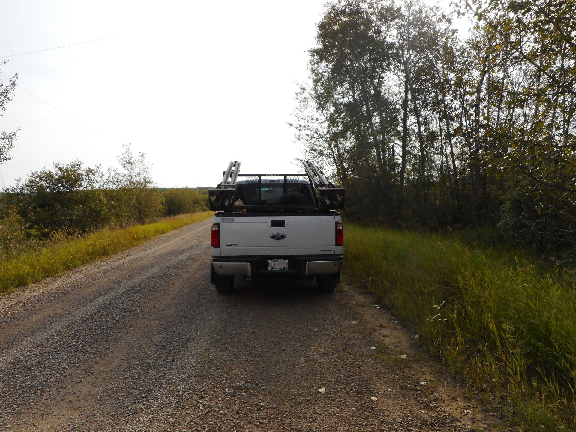 Elk Point RCMP Asking for Public's Help Finding Stolen Truck