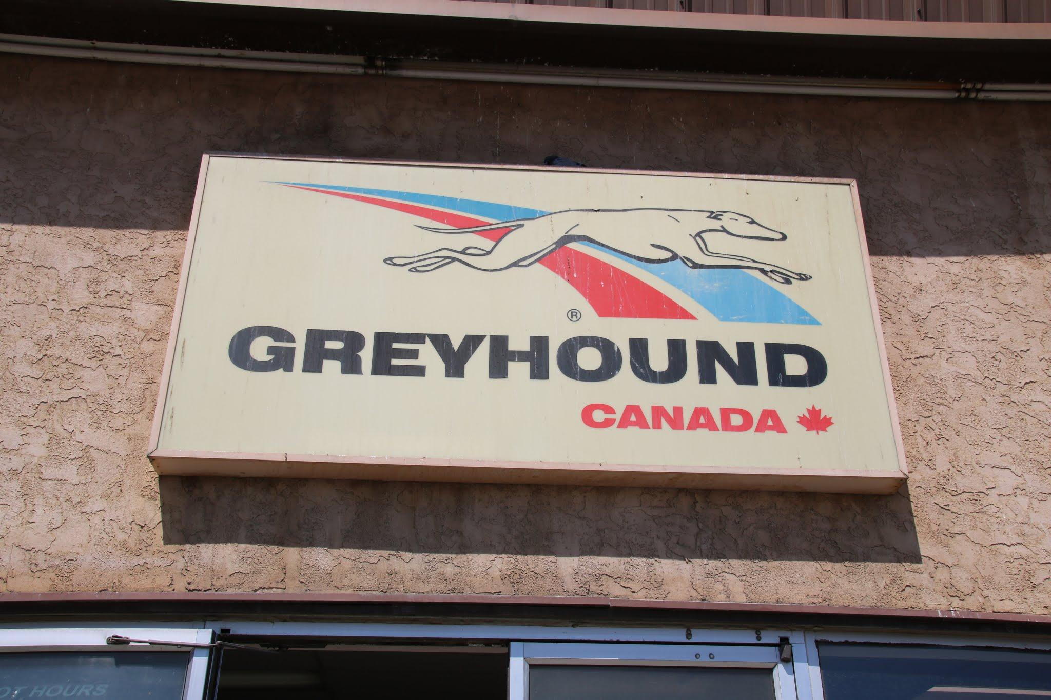 B Fisher Lloydminster Greyhound endin...