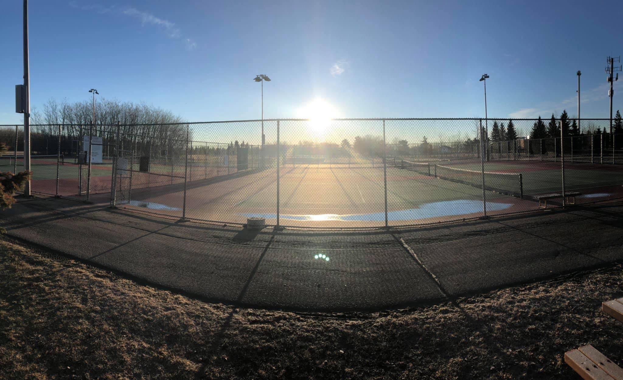 Lloyd Tennis is serving the primary of their main Summer season occasions